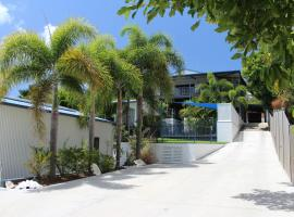 Gecko Guest House, B&B in Cooktown