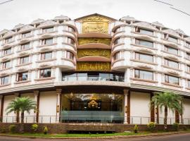 Hotel Grace Majestic, hotel in Madgaon