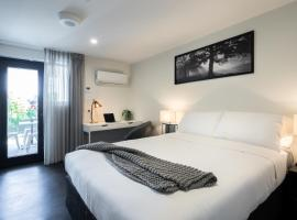 Ascot Budget Inn & Residences, motel in Brisbane