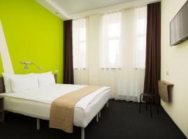Station Hotel L1, отель в Санкт-Петербурге