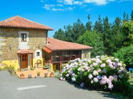 La AsturXana, country house in Malleza
