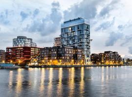STAY Seaport, hotel i nærheden af Parken, København