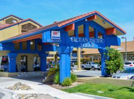 Ocean Pacific Lodge, hotel in Santa Cruz