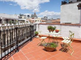 Apartamentos Mayor Centro, hotel v mestu Madrid
