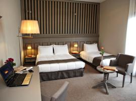 Rodopi Hotel, hotel a Komotini