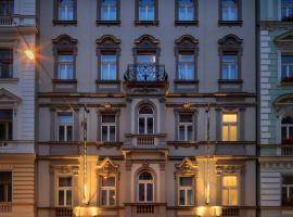 Avenue Legerova 19, hotel near Prague Congress Centre, Prague