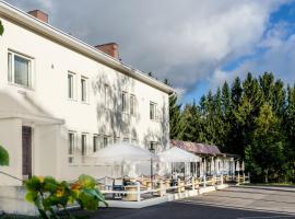 Better, hotelli Liedossa lähellä maamerkkiä Ruissalo