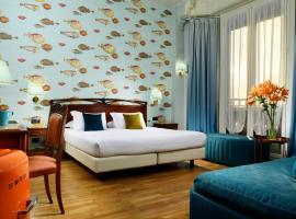 Hotel Continental Genova, hotel in Genoa