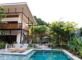 Villa Cacao, hotel in Santa Teresa Beach