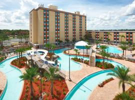 Red Lion Hotel Orlando Lake Buena Vista South- Near Disney, hotel in Kissimmee