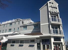 Trade Winds Inn, hotel v destinaci Rockland