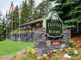 Tunnel Mountain Resort, hotel in Banff