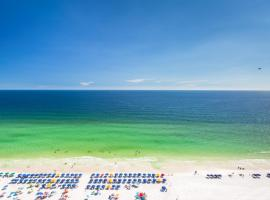 Pelican Beach Resort 2010 by RealJoy Vacations, serviced apartment in Destin