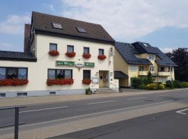 Hotel zur Waage, Pension in Bad Münstereifel