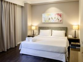 The Nomad Serviced Residences Bangsar, serviced apartment in Kuala Lumpur