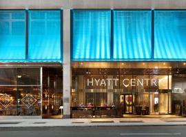 Hyatt Centric Times Square New York, hotel en Times Square, Nueva York