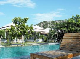 เคพี เมาท์เท่น บีช โรงแรมในปราณบุรี