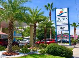 Dunes Inn & Suites - Tybee Island, hotel in Tybee Island
