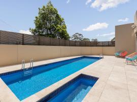 Nesuto Parramatta, apartment in Sydney