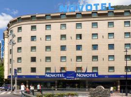 Novotel Andorra, hotel in Andorra la Vella