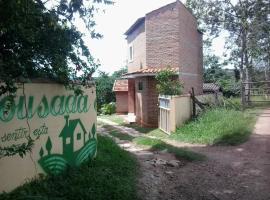 Pousada Sitio Urbano, pet-friendly hotel in São José da Barra