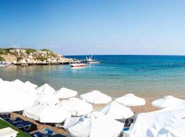 DENIZKIZI Resort & Restaurant & Beach: Girne'de bir otel