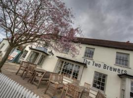 Two Brewers Hotel by Greene King Inns, hotel in Kings Langley