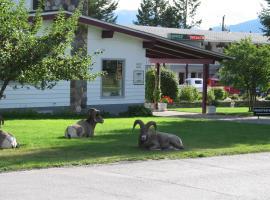 Mountain Springs Motel, motel in Radium Hot Springs
