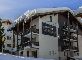 Ambiente Guesthouse, hotel in Saas-Fee