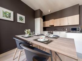 Smartflats City - Pot d'Or, apartment in Liège