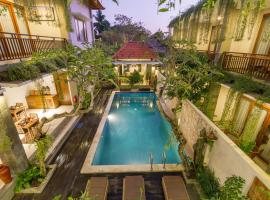 Jani's Place Cottage by Prasi, hotel romantico ad Ubud