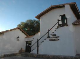 Hacienda de Molinos Hotel, hotel in Molinos
