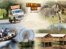 Serengeti Park Resort, hotel in Hodenhagen
