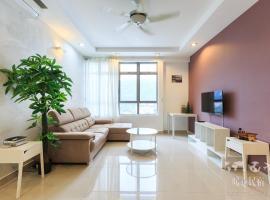 Penang Hill @Penang升旗山景@槟城, apartment in Ayer Itam