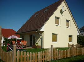 Ferienhaus Kozian, holiday home in Kühlungsborn