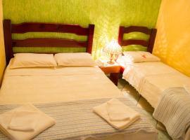 Hotel & Restaurante Guarania, hotel in Ciudad del Este