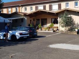 Le Zanchettin, hotel in Mont-de-Marsan