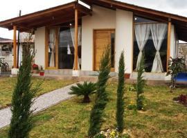 Casa de Hospedaje, cabin in Machachi