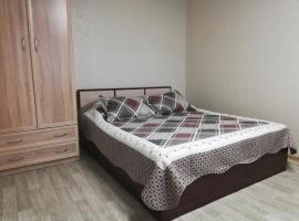 Apartment Finika5 m. Rechnoj Vokzal, hotel near Russian National Public Library for Science and Technology, Novosibirsk