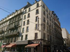 Bertha, hotel near Gare Saint-Lazare, Paris