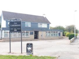 The Carisbrooke, hotel in Forres