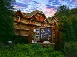 Old Creek Lodge, hotel in Gatlinburg