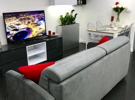 Luxury Apartment - 3 lakes – obiekty na wynajem sezonowy w mieście Katowice
