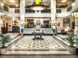 Historic Plains Hotel, hôtel à Cheyenne