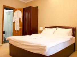 Ulan Hotel, hotel in Ulan-Ude