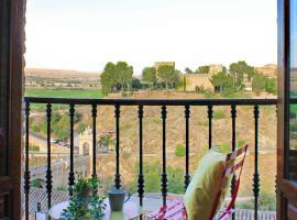 Mirador de Cervantes, apartment in Toledo