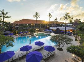 Bali Dynasty Resort, hotel in Kuta