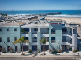 Beach House Inn & Suites, hotel in Pismo Beach