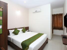 Treebo Trend Krishnaa Comfort, hotel near DRC Cinemas Mysore, Mysore