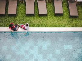 Chada Mantra Hotel, hotel with pools in Chiang Mai